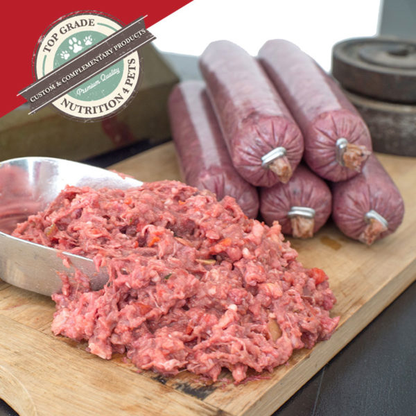 Rabbit and Turkey - Raw Dog Food, Raw Pet Food
