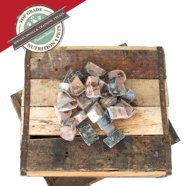 Special Spoils - Mackerel Chunks for Pets