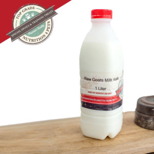 Raw Goats Milk Kefir (L)
