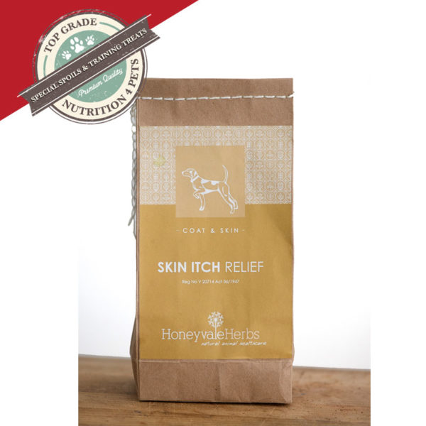 Special Spoils - Skin Itch Relief for Pets