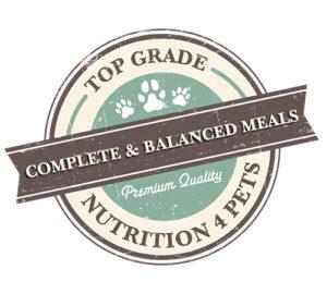 Complete & Balanced Meals