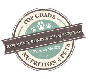 Raw Meaty Bones & Chewy Extras